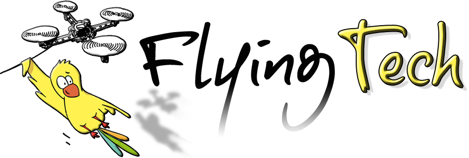 FlyingTech.co.uk Site Logo