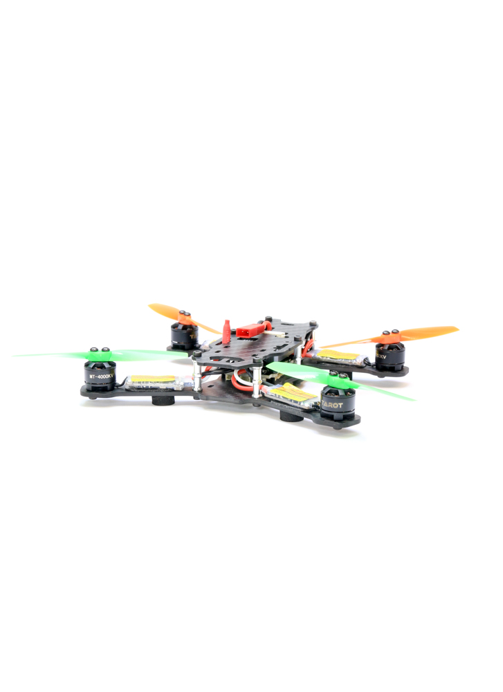 tarot 130 micro fpv racing quadcopter with naze