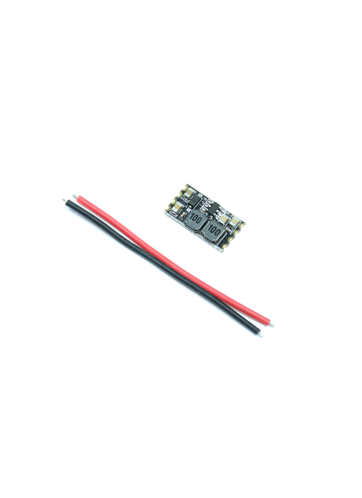 Micro 5V Step Down Regulator with LC Filter - Input 1Amp 2-6S