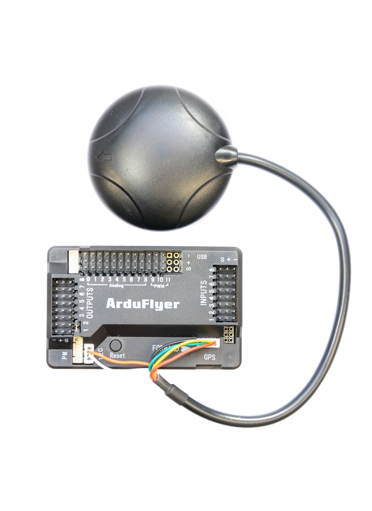 Ublox Neo-6M GPS & 883L Compass Module for APM FC   Flying Tech