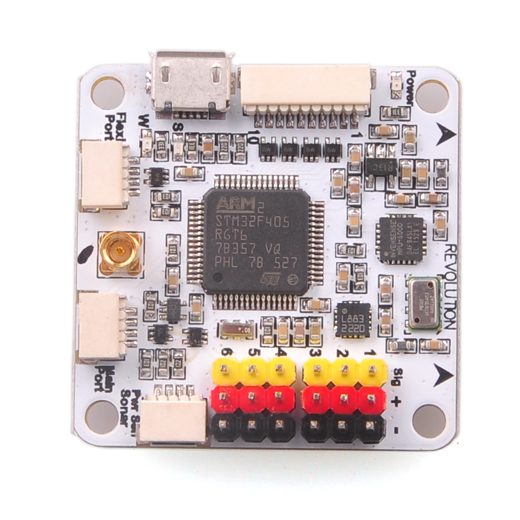 Openpilot Cc3d Revolution Flight Controller With Oplink