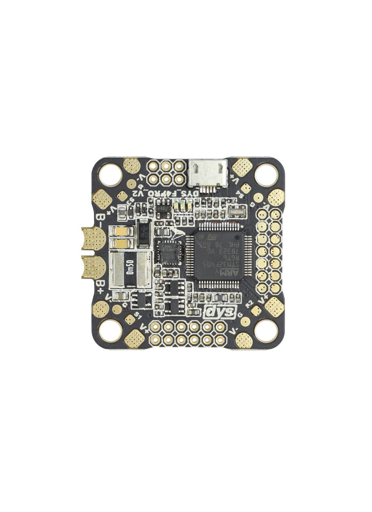 DYS F4 Pro V2 Flight Controller with Integrated PDB & OSD | Flying Tech