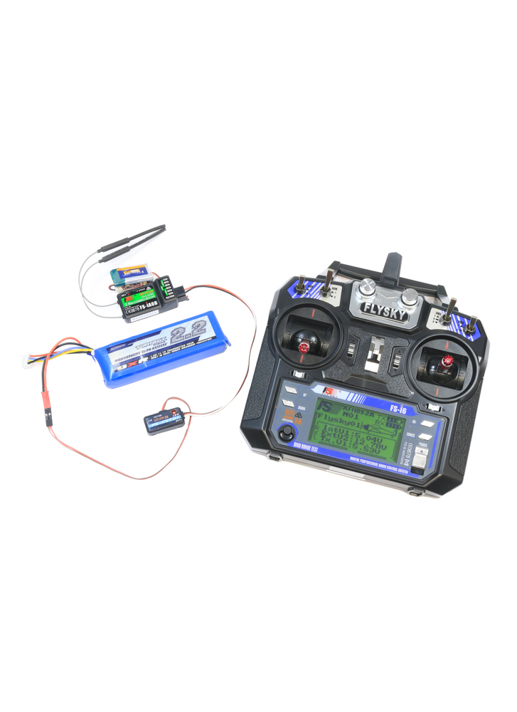 FlySky FS-CVT01 Voltage Sensor for FlySky Telemetry Receivers