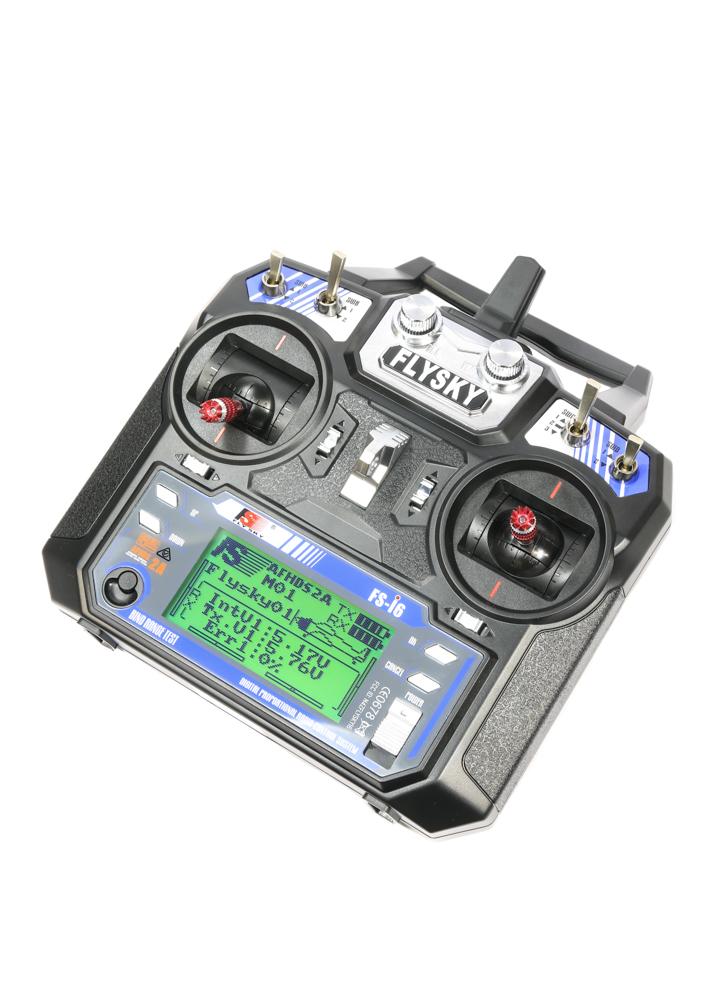 FlySky FS-i6 6CH Transmitter & iA6B 2 4GHz PPM Telemetry Rx