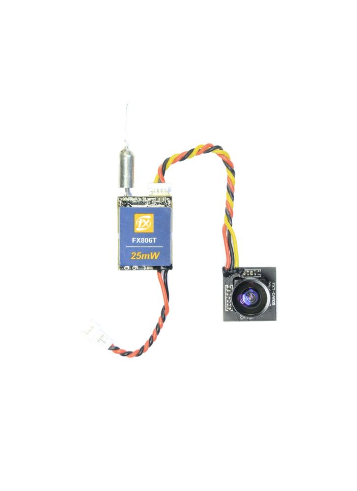 fxt fx806tc 5 8ghz 25mw raceband vtx  camera combo