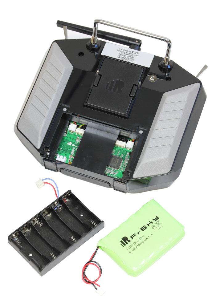 FrSky 2000mAh 7 2v NiMH Battery for Taranis QX7 / X7S