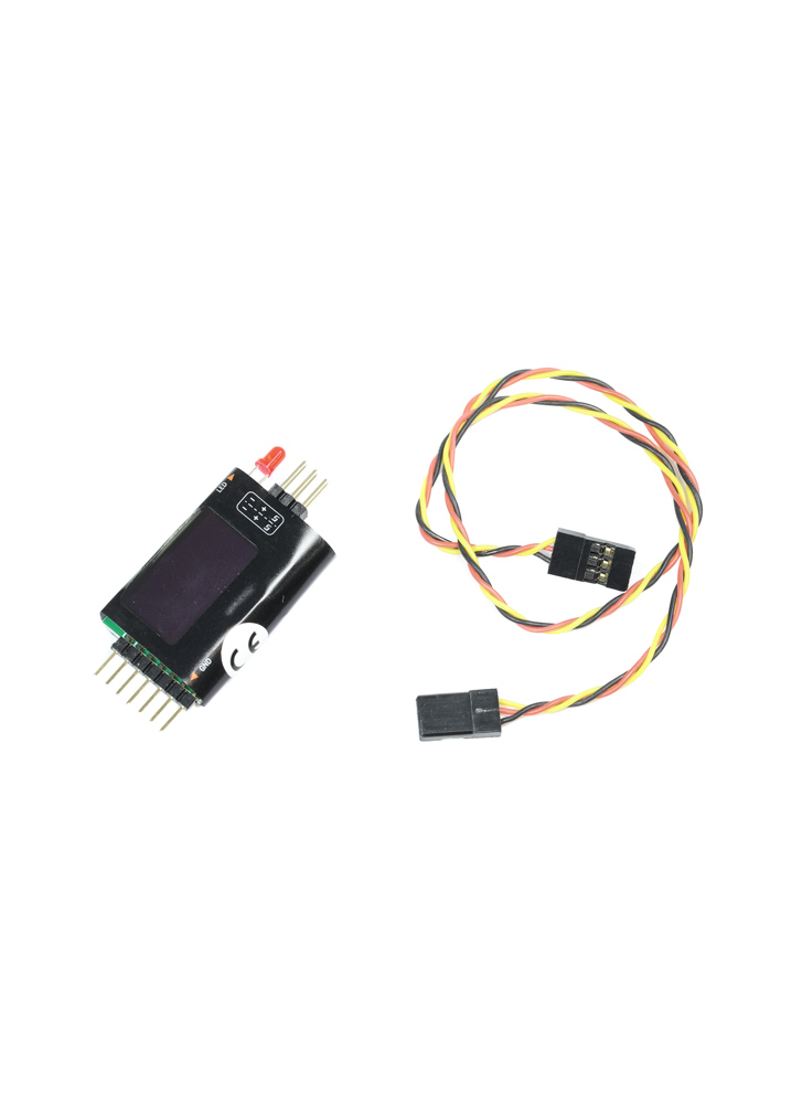 FrSky FLVSS Smart Port LiPo Voltage Sensor w/ OLED Display