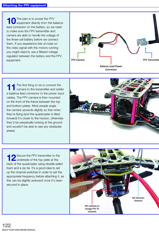 Build Your Own Drone (Haynes Owners' Workshop Manual) | Flying Tech