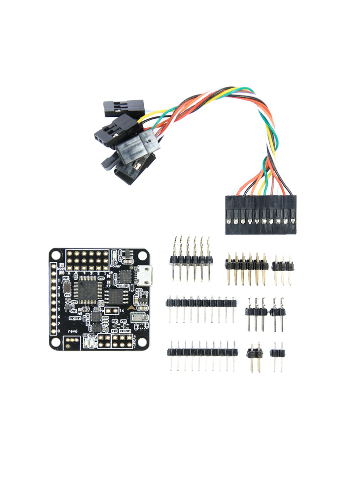 naze32 rev6 drone flight control board  acro  full
