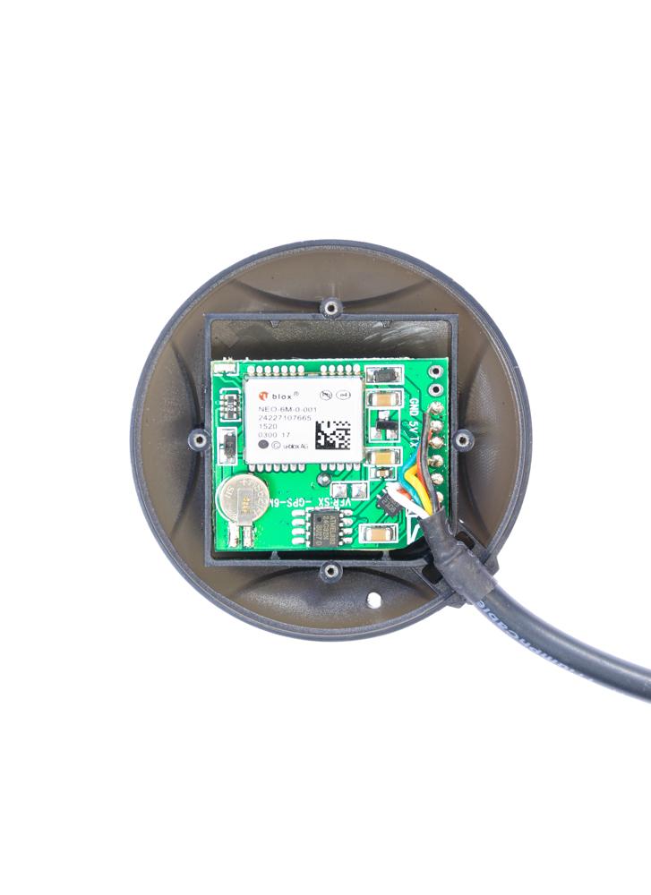 GPS モジュール NEO-6M からの GPS