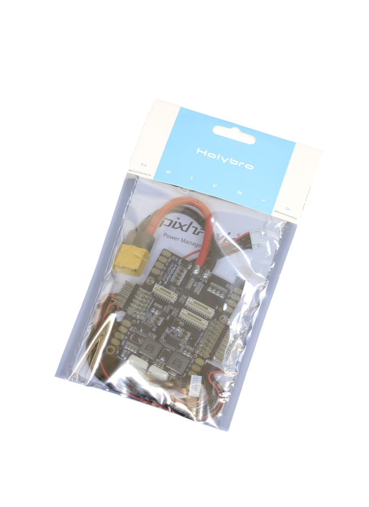 Holybro PM07 Power Module with 5V BEC for Pixhawk 4 FC | Flying Tech