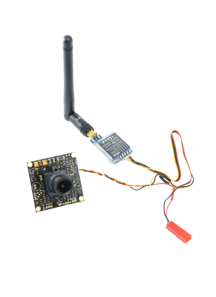 complete fpv setup  receiver