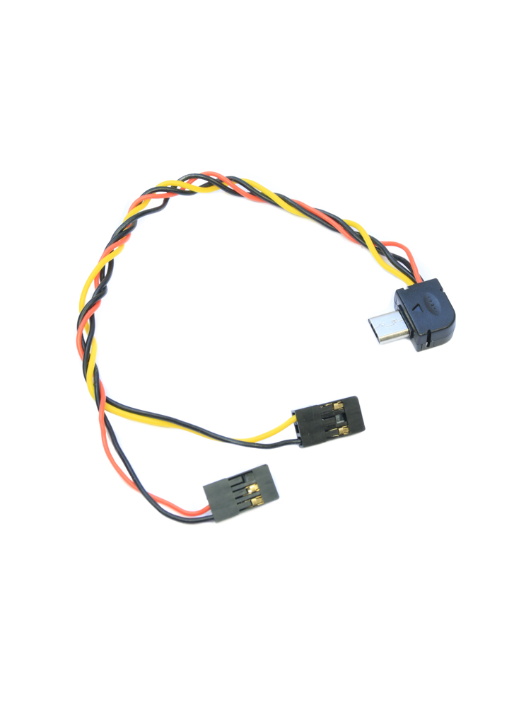 runcam 2 3 micro usb video out and power cable for fpv. Black Bedroom Furniture Sets. Home Design Ideas