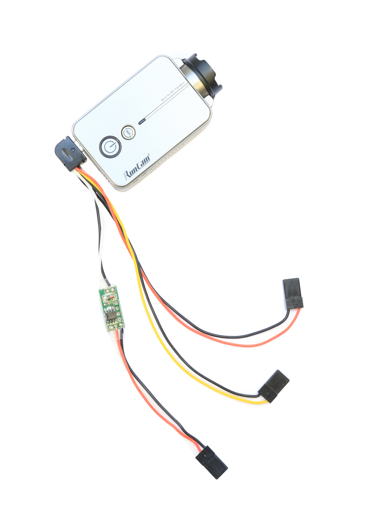 Runcam 2 3 Split Remote Control Amp Fpv Power Cable