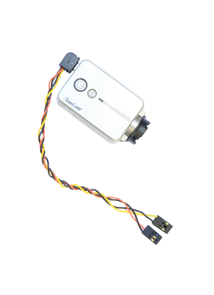 runcam 2    3 micro usb video out and power cable for fpv