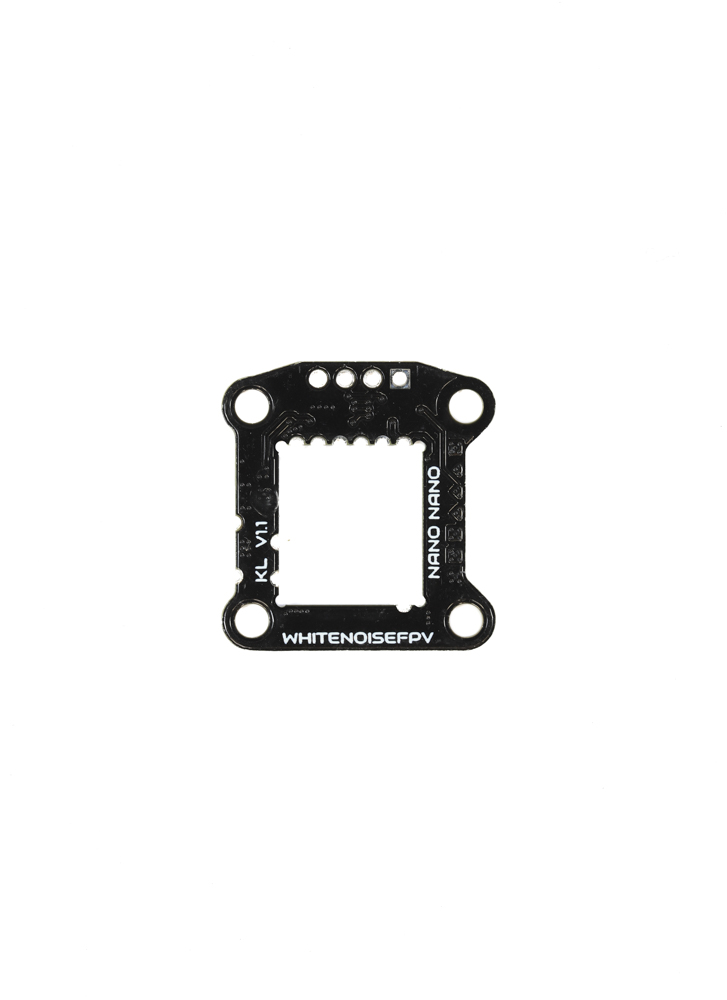 Tbs Whitenoisefpv Unify    Crossfire Nano Mounting Board