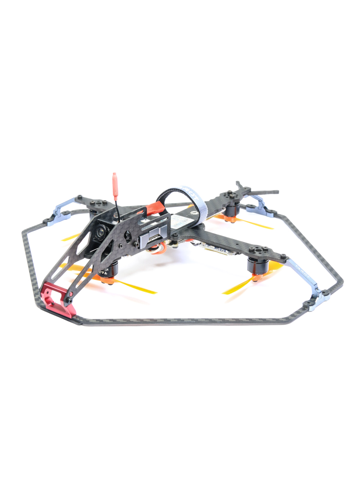 tarot 140 indoor fpv racing quadcopter with naze