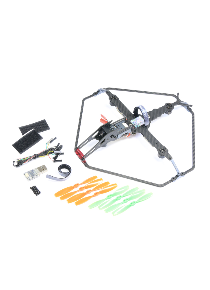 Tarot 140 Indoor FPV Racing Quadcopter with Naze - ARTF