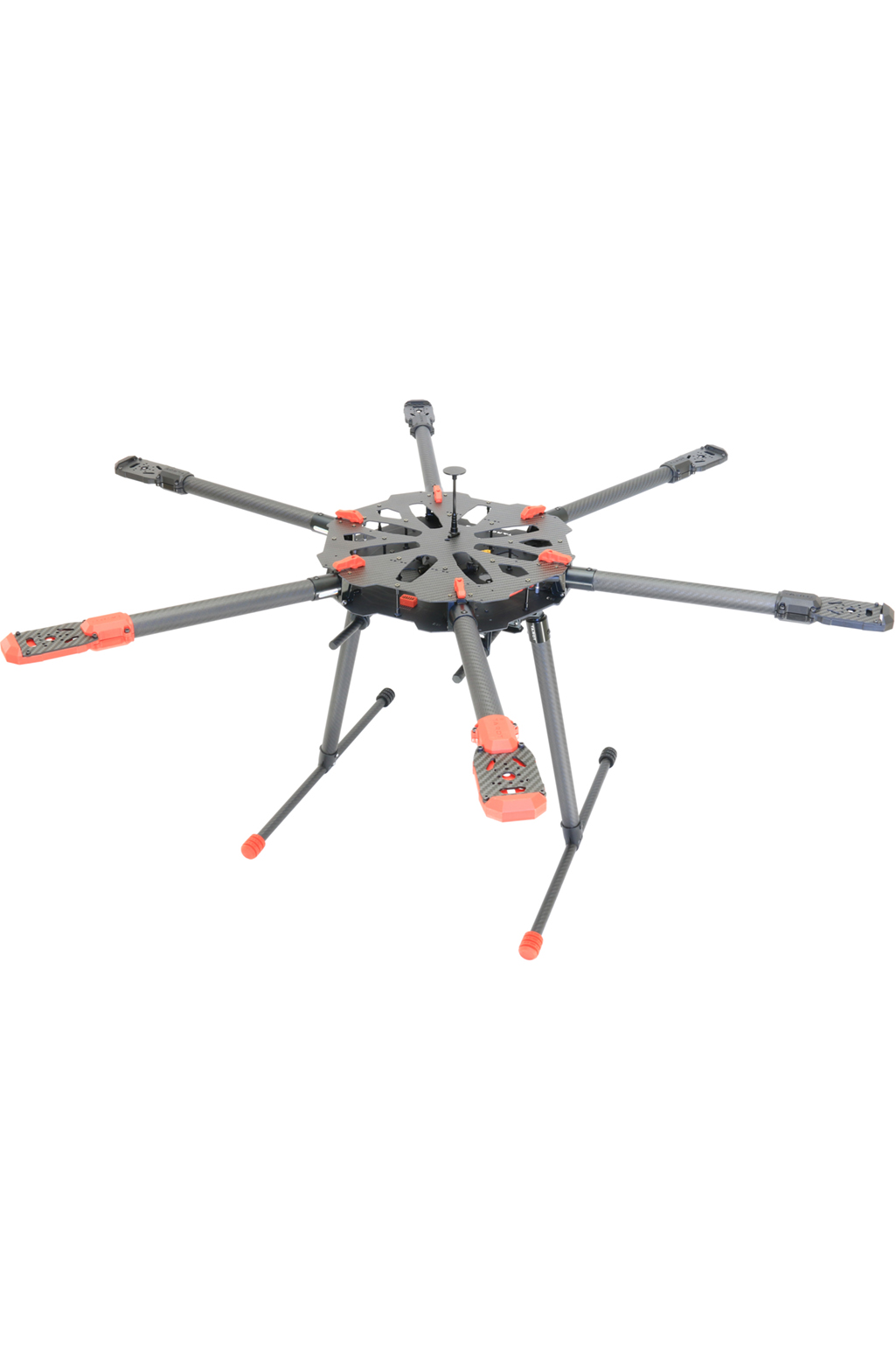 Tarot X6 690mm Carbon Fibre Foldable Hexacopter Frame | Flying Tech