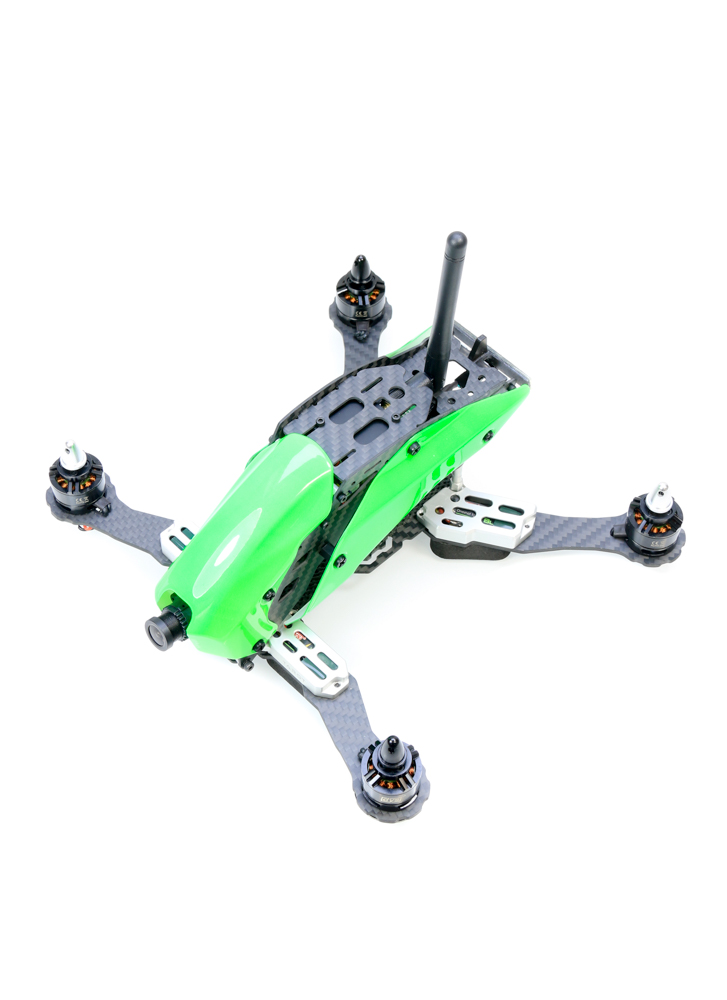 Tarot 250 RoboCat FPV Racing Drone Carbon Fibre Frame | Flying Tech