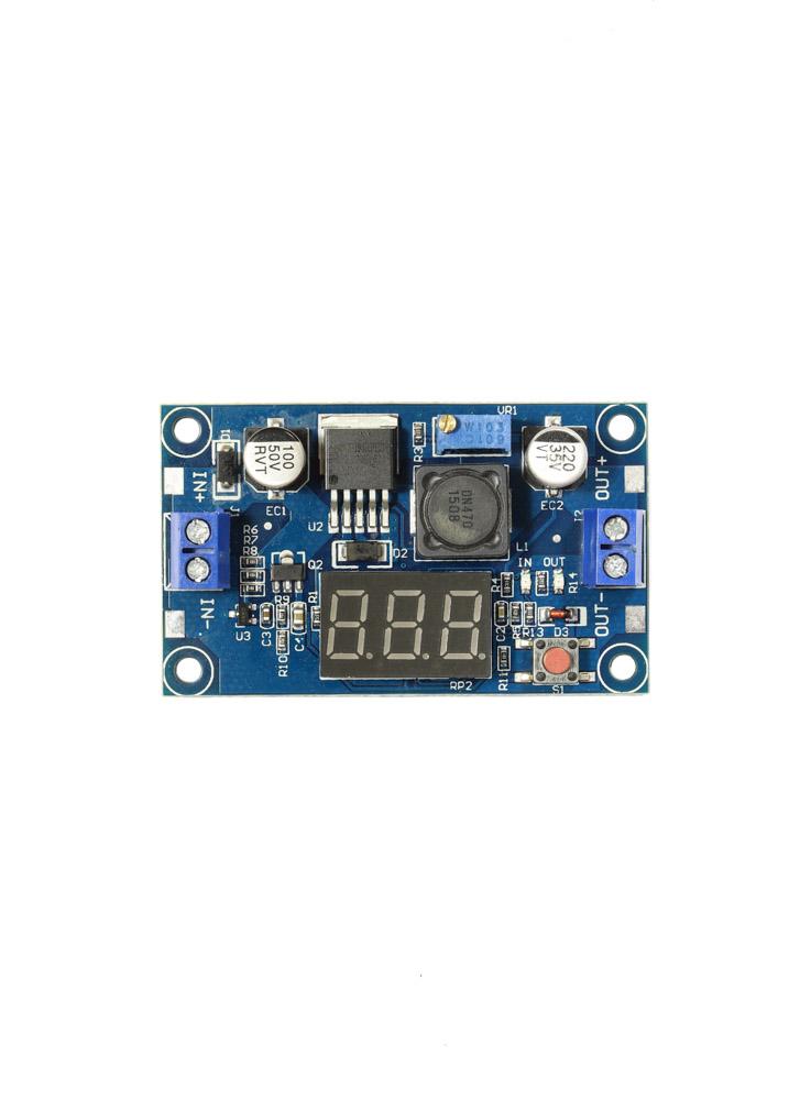 Voltage Booster 3-13V to 5-15V Module Adjustable Output Voltage Max//Current 3A