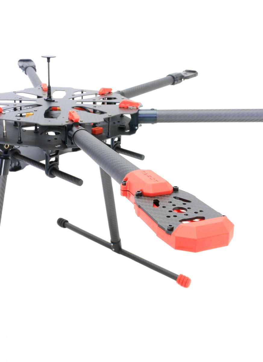 Tarot X6 960mm Carbon Fibre Foldable Hexacopter Frame