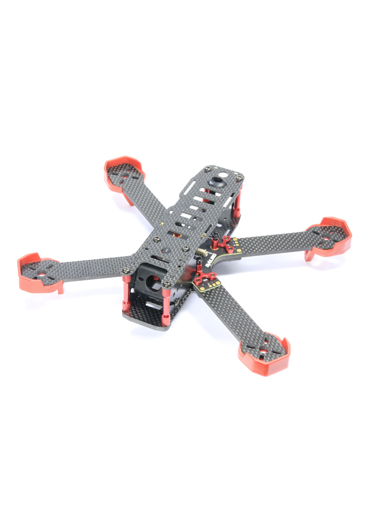 Dalrc Xr215 Plus Racing Drone Frame Built In Pdb Osd