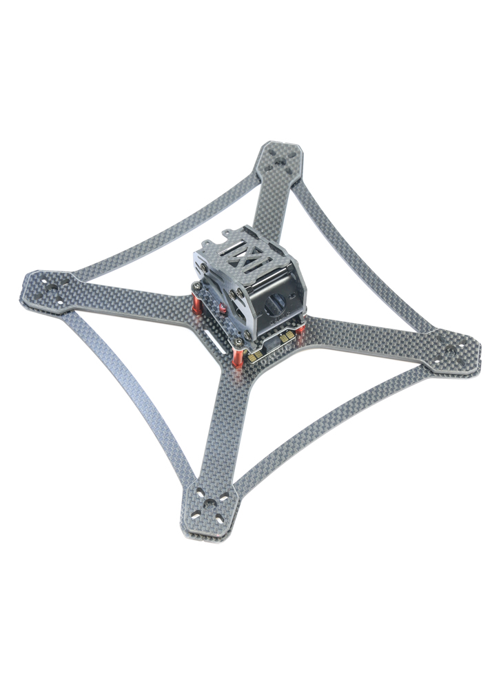 DalRC XR220 Racing Drone X Frame with PDB & LED Board | Flying Tech