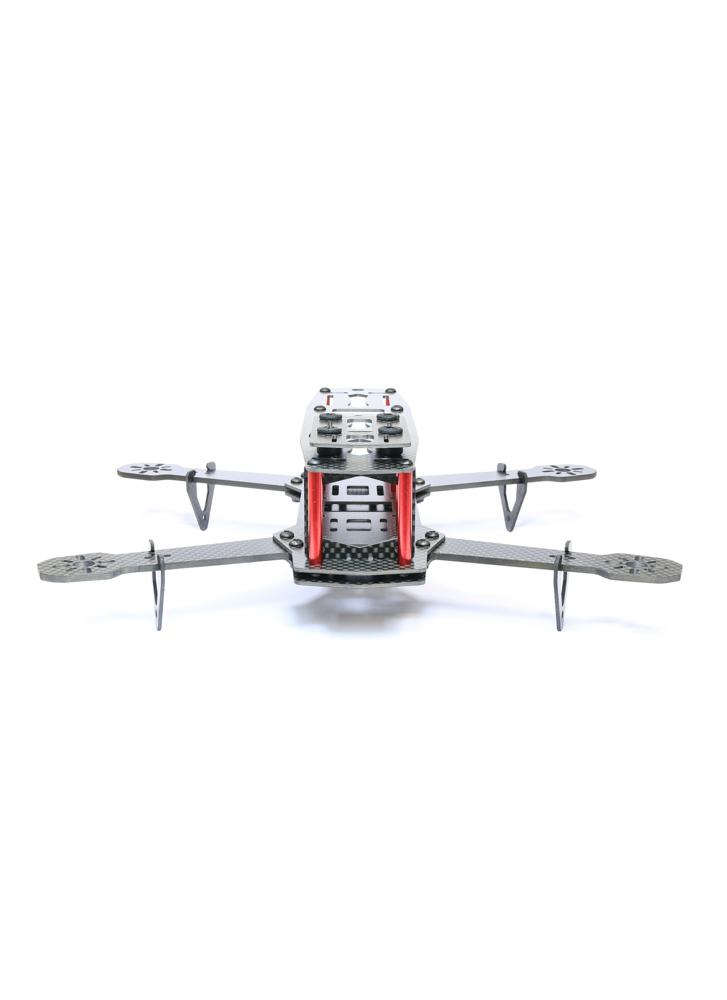 qav zmr 250mm carbon fibre racing drone quad frame