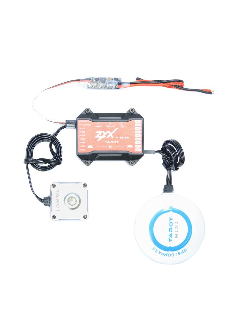 tarot zyx m mini multirotor gps flight controller zyx26 flying tech