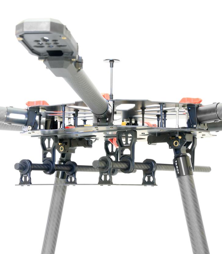Tarot X6 Landing Gear