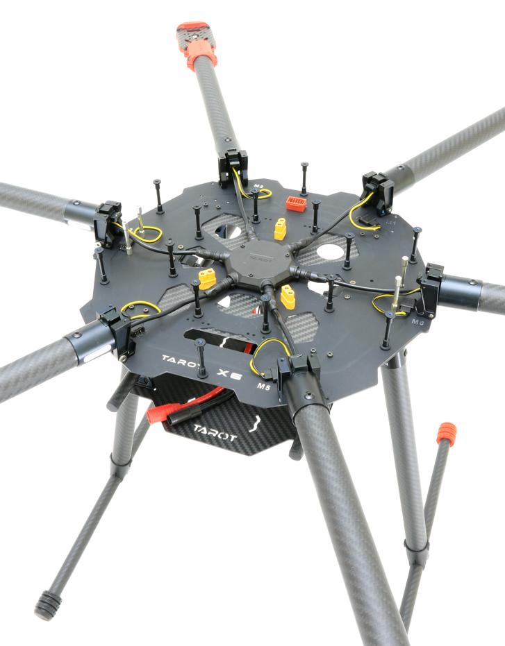 Tarot X6 Intergrated PDB Wiring Loom