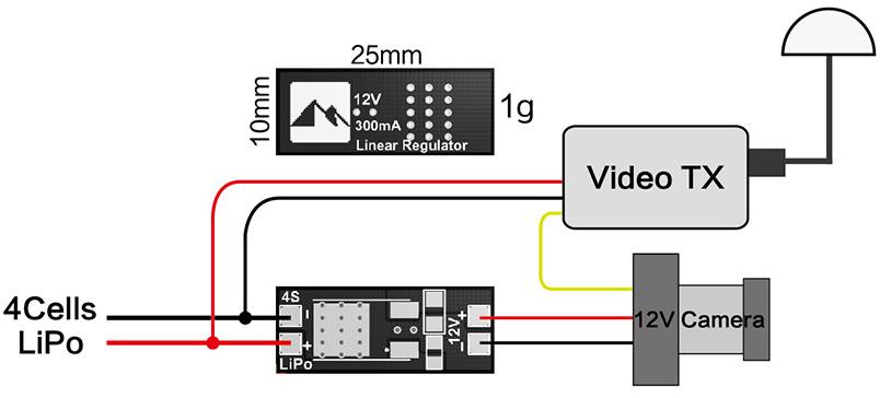 4s Lipo Wiring Diagram - Wiring Diagrams ROCK