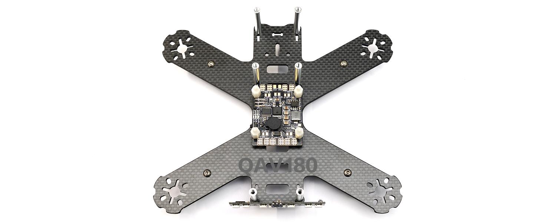 Mini Quad Matek 5 in 1 Power Distribution Board