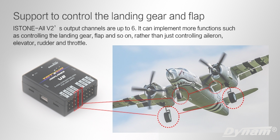 Detrum iStone V2 6 Control Channels