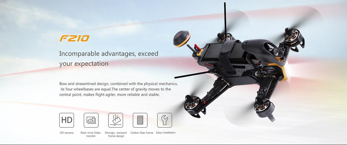 Walkera F210 Racing Drone