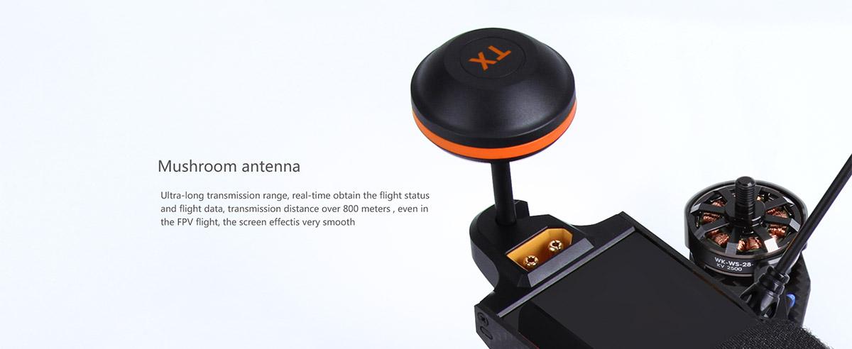 Walkera F210 FPV Mushroom Antenna