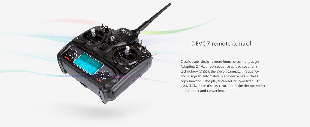 Walkera Devo 7 Remote Control