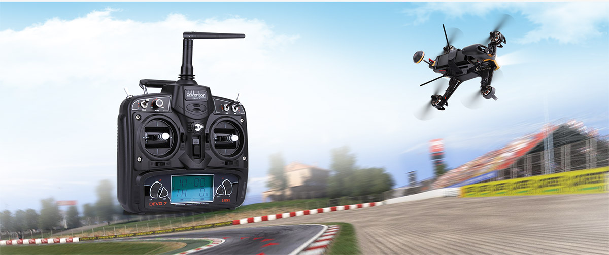 Walkera F210 FPV Racing Quadcopter