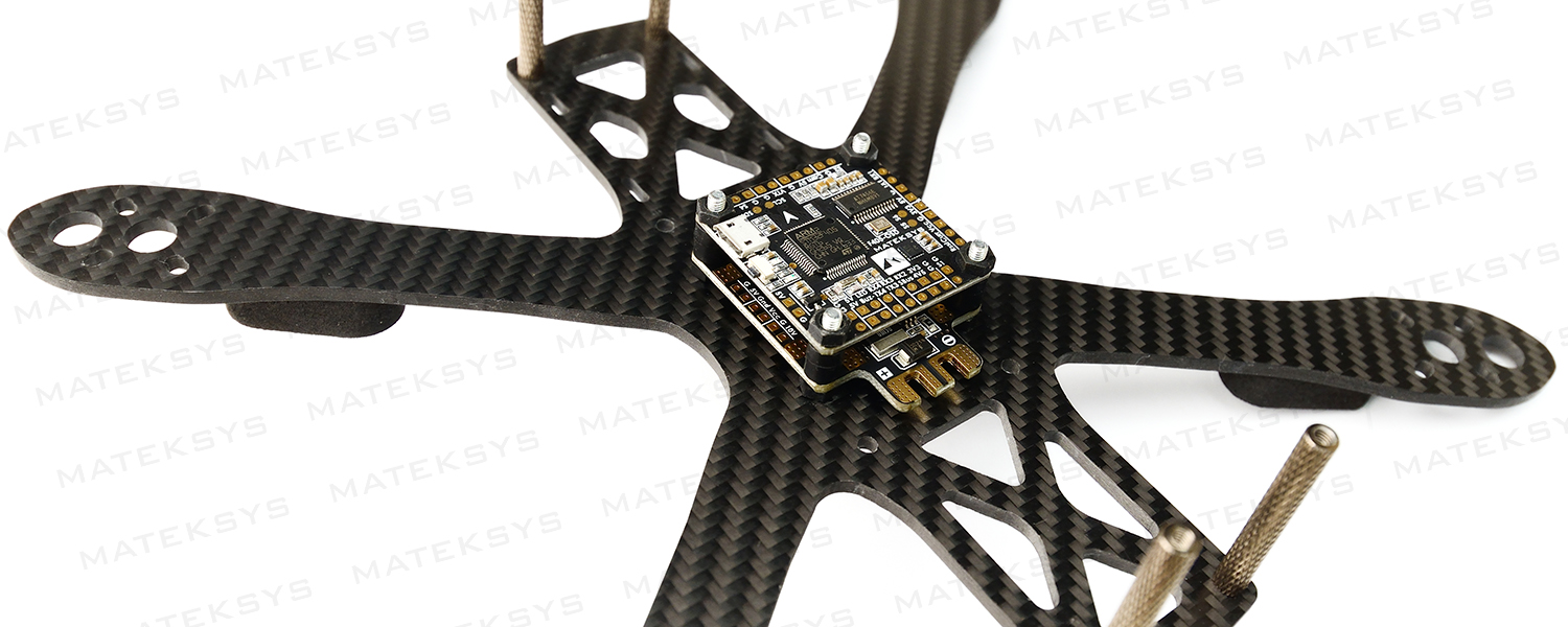 Racing Drone Matek F4 Flight Controller