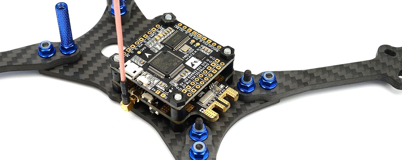 Matek FCHUB-VTX Racing Drone Install
