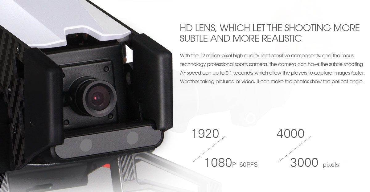 Walkera Furious HD Camera