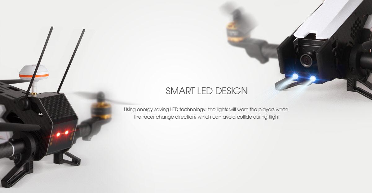 Walkera Furious LEDs