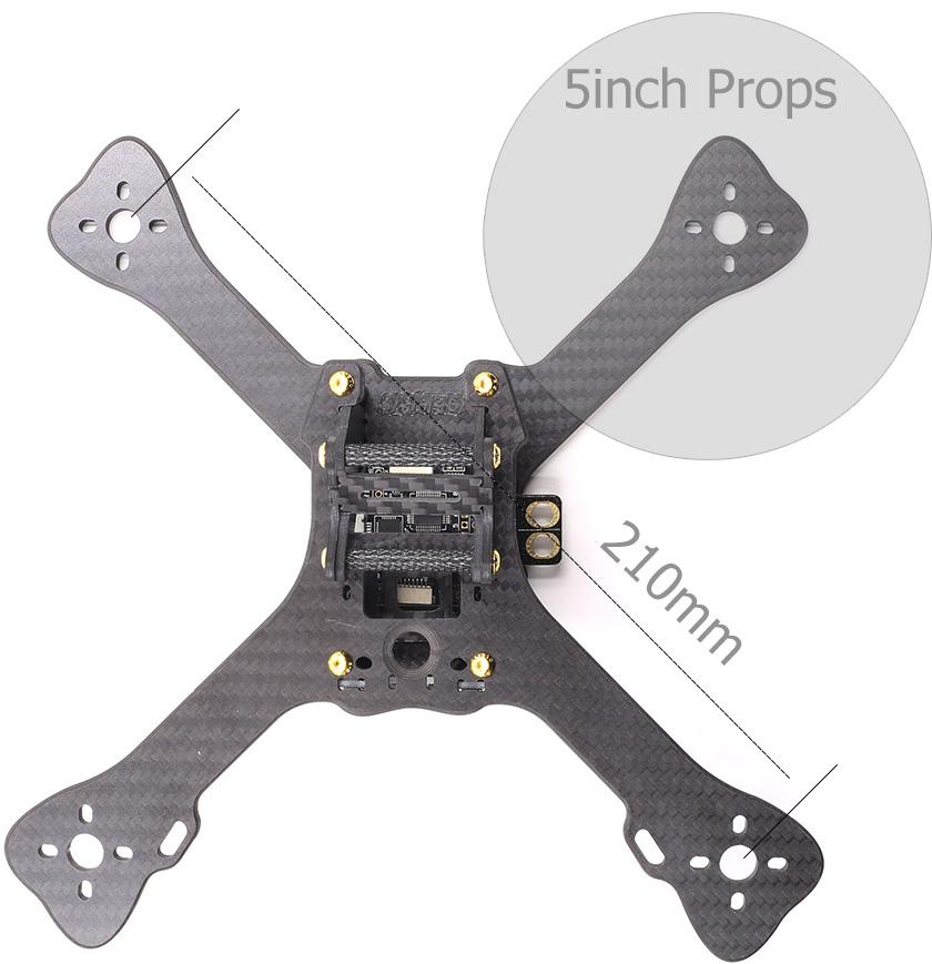 GEP-RX5 Hawk 5inch Props