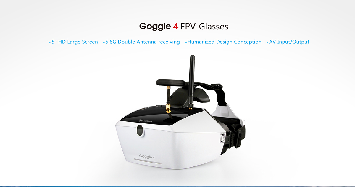 Walkera Google 4 FPV Headset