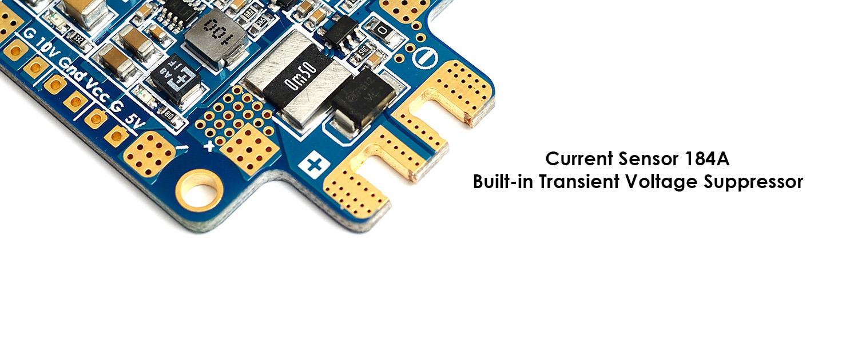 Matek HUBOSD8-SE Current Sensor