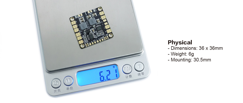 Matek Mini PDB Low Weight 6g