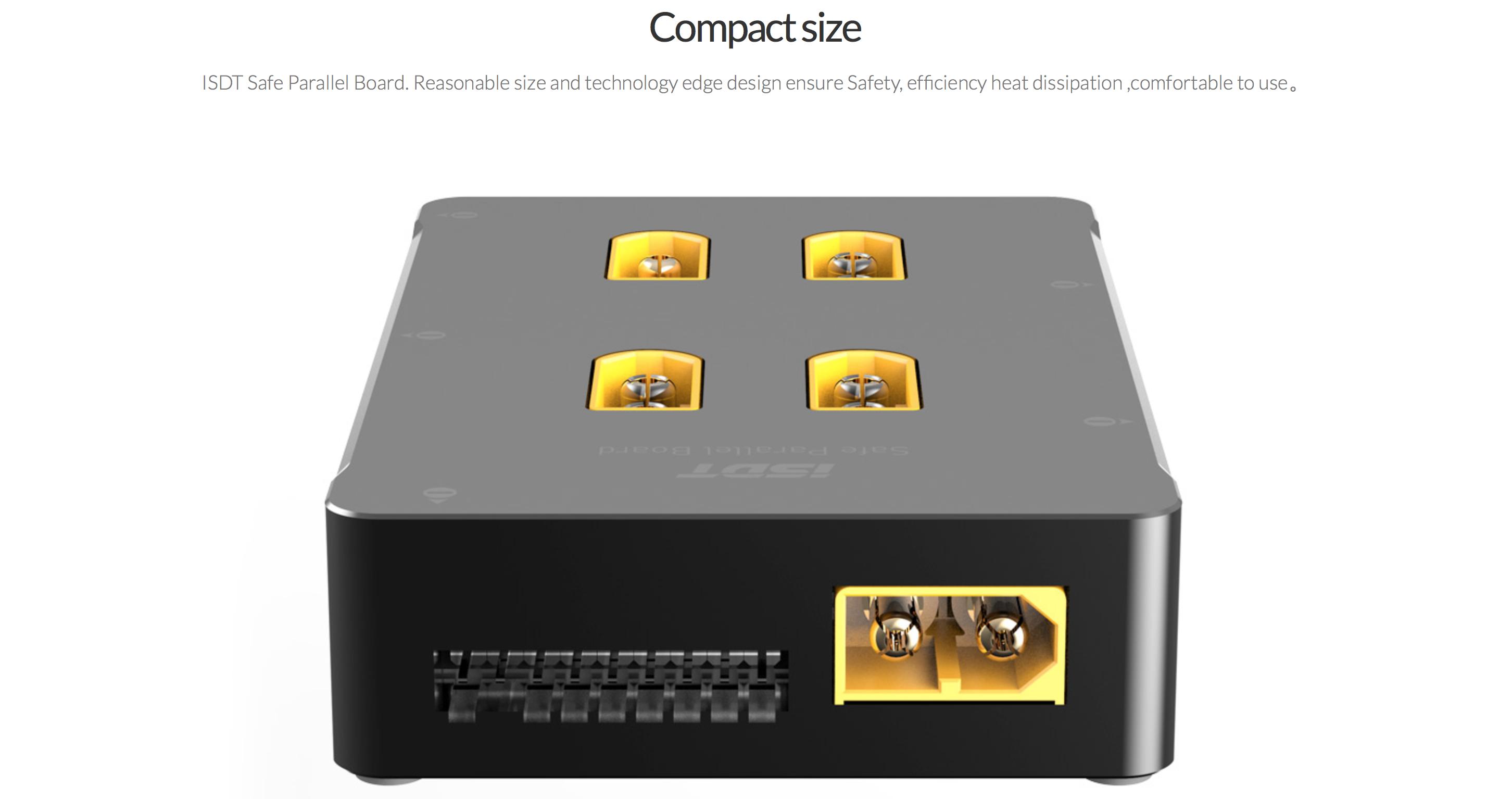 ISDT PC-4860 4X XT60