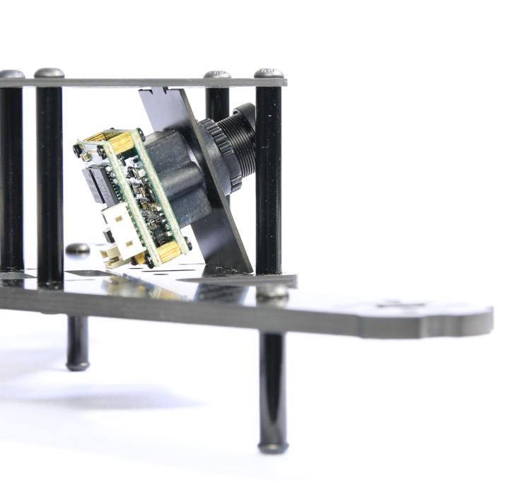 QAV 210 Angled Board Camera Mount