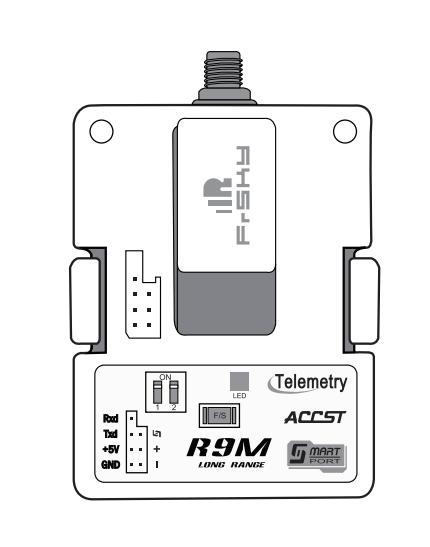 R9M 16CH Tx Module